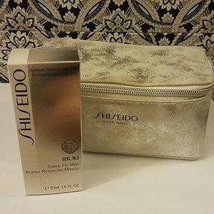 Shiseido IBUKI Quick Fix Mist 1.6 FL oz.